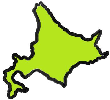 北海道 筆タッチ緑.png
